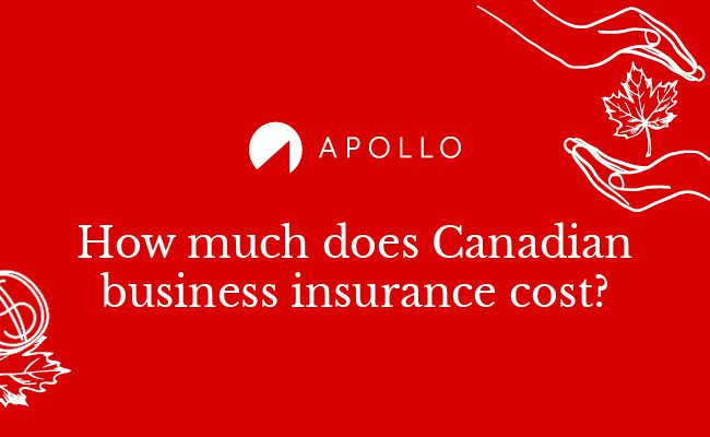 How much does Canadian business insurance cost